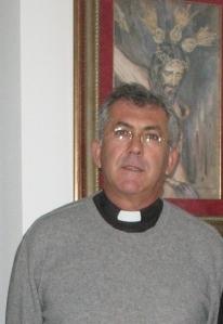 D. Tomás Cano, Vicario, web Hermandad