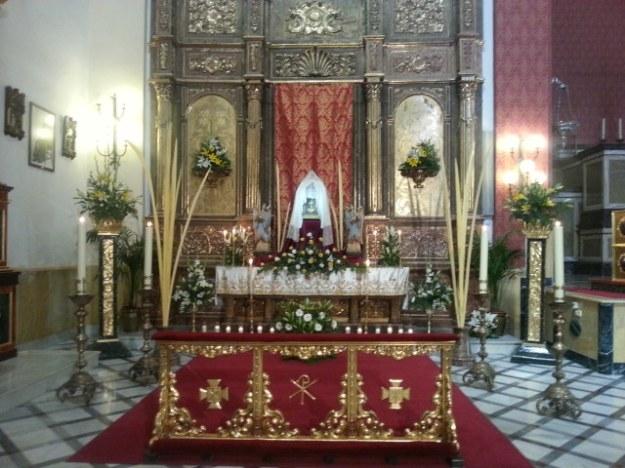 """""""Monumento 2013"""" Iglesia de Dalías"""
