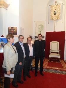 El domingo 18 de mayo se inauguró esta exposición