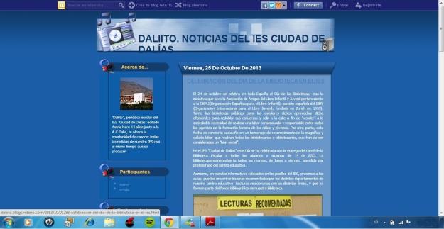 "imagen del blog escolar ""daliito"""