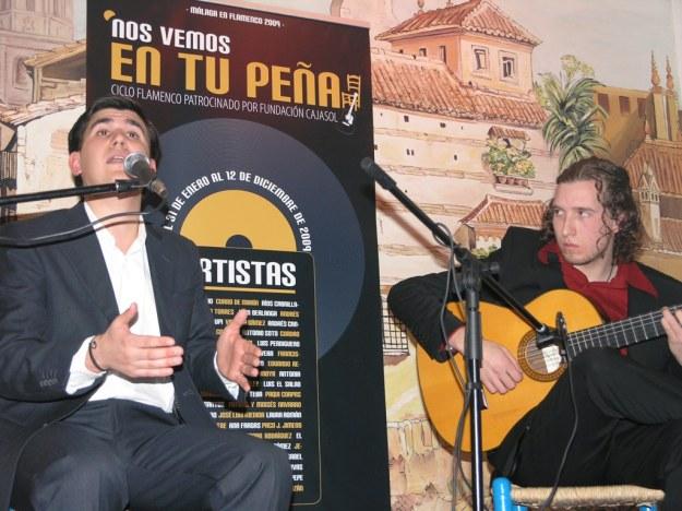 Cabrillana y Torres ya actuaban juntos en 2010