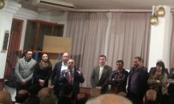 Junta Directiva que presidirá José Gabriel García Lirola en los próximos dos años.