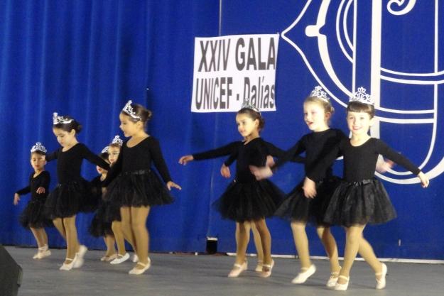 La Gala Unicef recauda fondos destinados a los niños y niñas mas desfavorecidos