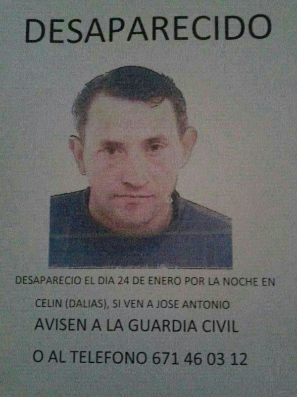 Buscan a un hombre en Dalías que lleva cinco días desaparecido