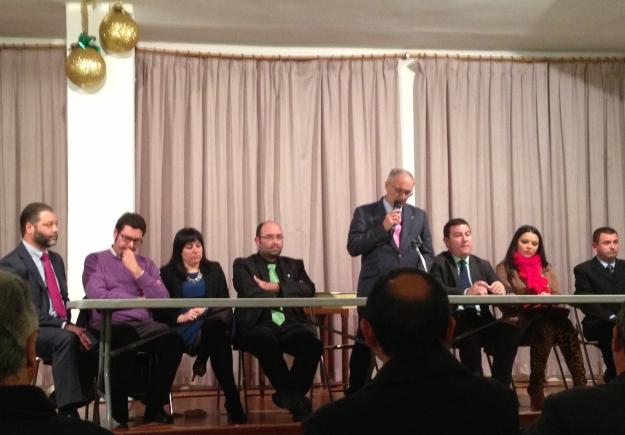 La nueva Junta Directiva preside la mesa de la Asamblea