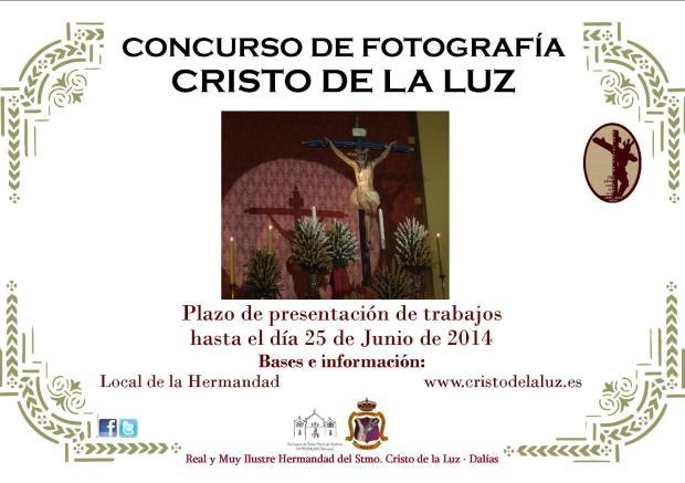 Cartel Concurso Fotográfico 2014 prueba día 19