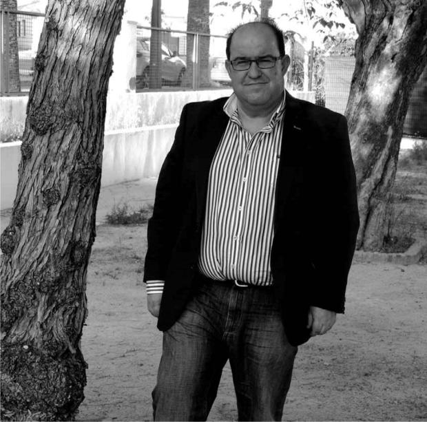 Francisco Lirola, presidente del Consorcio de Extinción de Incendios y Salvamento del Poniente
