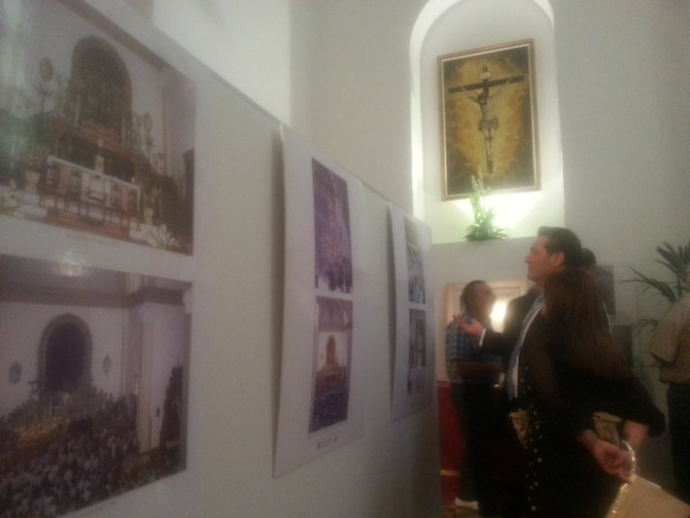 """""""75 años con tu Luz"""". Exposición fotográfica"""