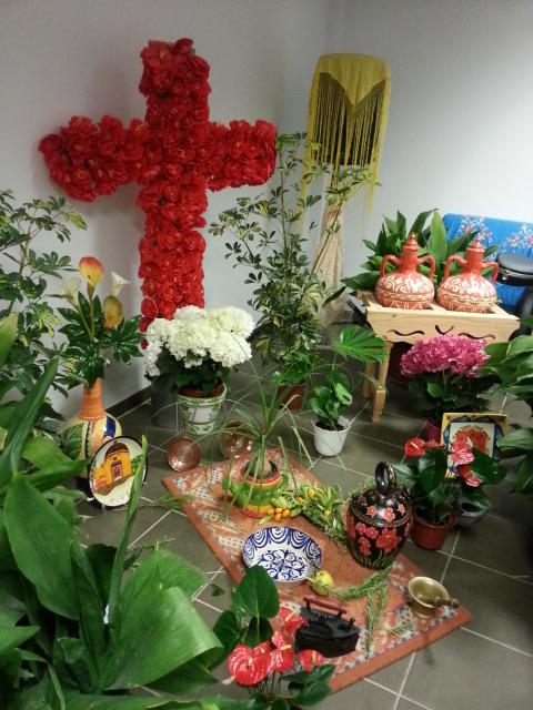Cruz de Mayo - Celin 2014