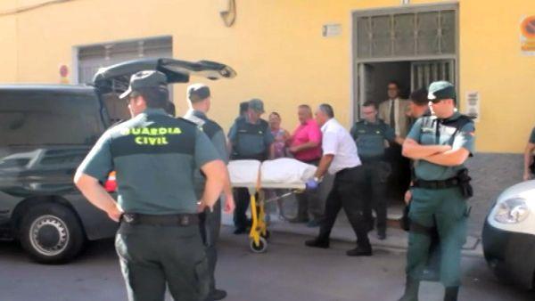 Detenido el presunto asesino de la mujer de 41 años degollada en Berja