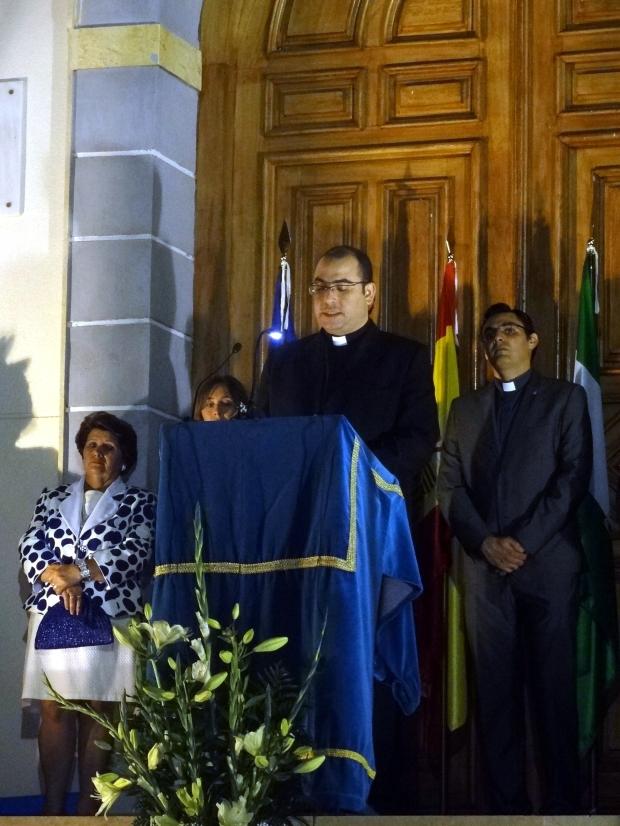 El pregonero, José Juan Alarcón Ruiz