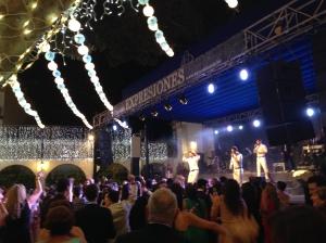 Bailes de sociedad - 18.09.2014