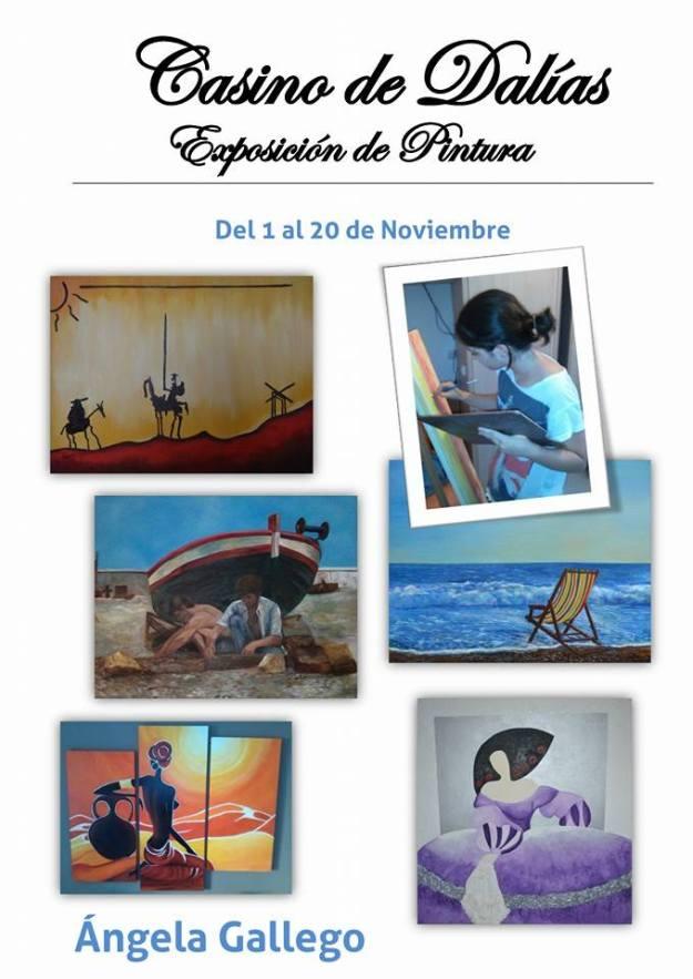 """""""cartel de la exposición"""""""