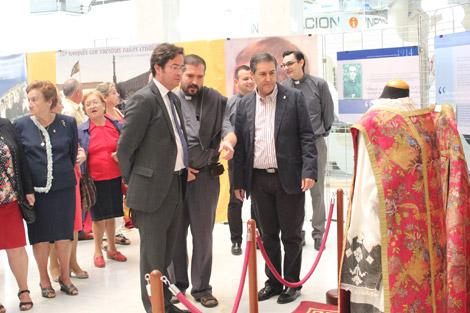 El Ejido ya acogió una exposición sobre el Padre Rubio
