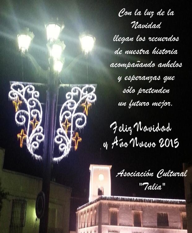 FelizNavidadTalia2014