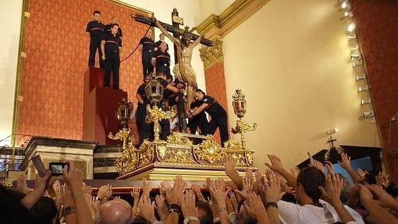 La Hermandad del Cristo de la Luz de Dalías será uno de los premiados