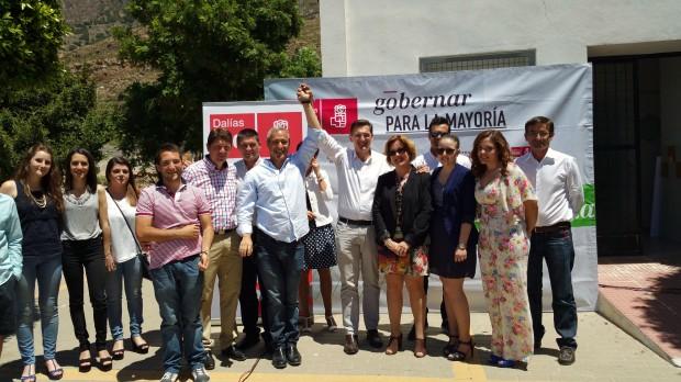 170515_Foto_PSOE_Dalias_presentacion_candidatura