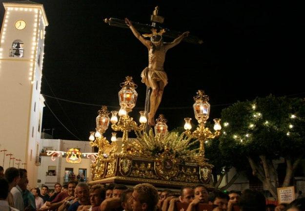 Cristo de la Luz, también conocido como Cristo de Dalías.