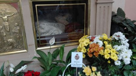 sepulcro del santo daliense