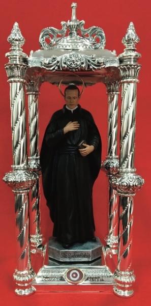 Templete para Entronización S. José María Rubio