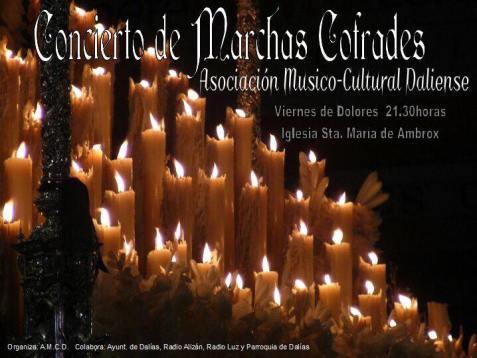Concierto Viernes de Dolores