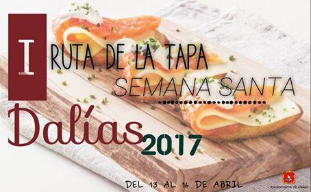 RutaDeLaTapaDalías2017