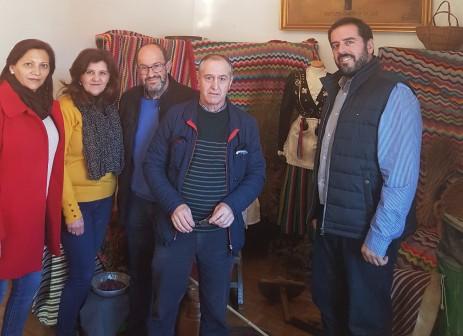 Concejales Grupo PP Dalías 2017