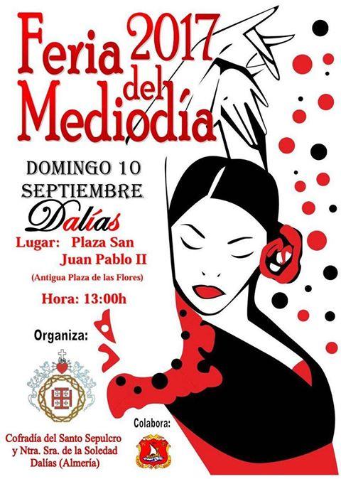 Feria del mediodía _ Cofradia 2017