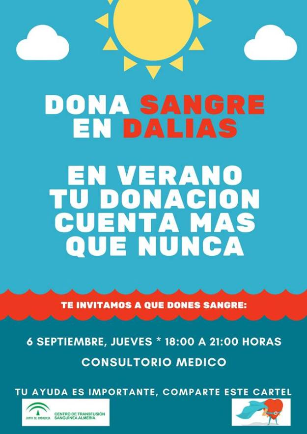 dona sangre dalias septiembre 2018